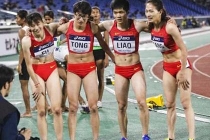 В победительницах женского турнира по бегу разглядели мужчин