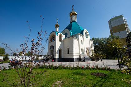 Москвичам построили «юбилейный» храм
