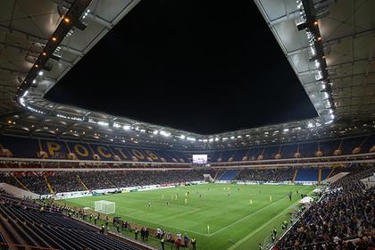 Российский клуб попытались вытеснить со стадиона чемпионата мира