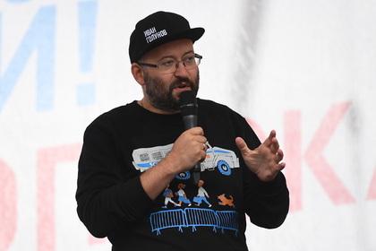 В Москве задержали журналиста Илью Азара