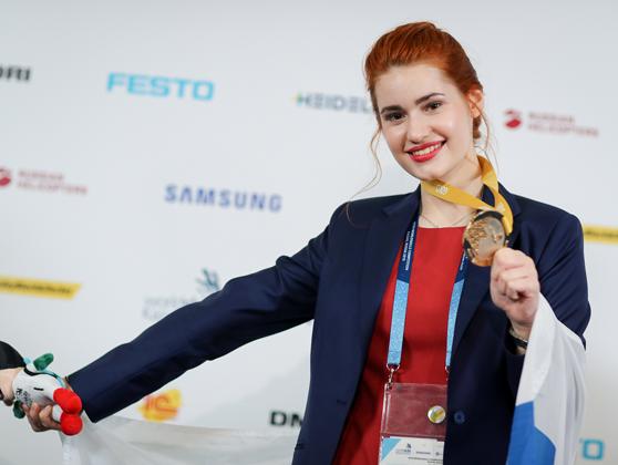 Елизавета Шкимбова