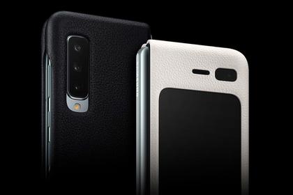 Samsung создаст очередной смартфон со складным экраном
