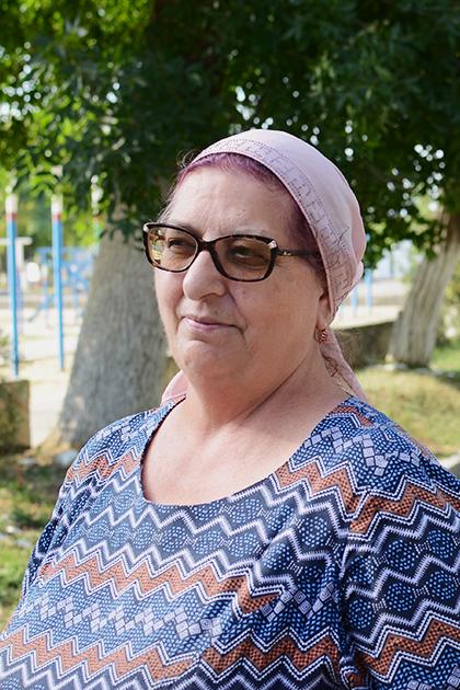 Зухра Акимова