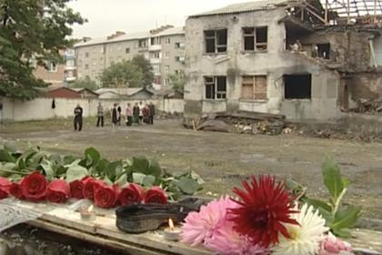Опубликован проект к пятнадцатилетию трагедии в Беслане