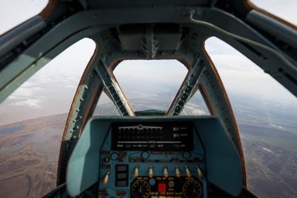 Найдены тела пилотов взорвавшегося Су-25