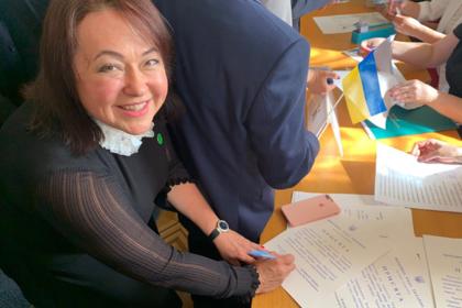 Депутат Зеленского оправдалась за интимную переписку