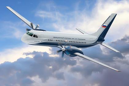 В Красноярске появятся работающие в условиях Крайнего Севера самолеты