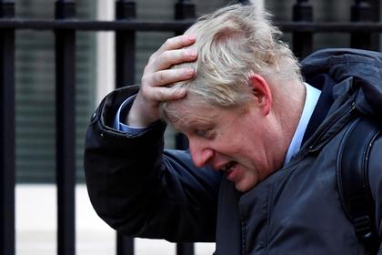 Джонсон призвал провести досрочные выборы вБритании
