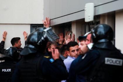 Косовские террористы приготовились напасть на солдат НАТО и попали в тюрьму