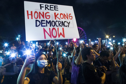 Протестующие Гонконга захотели для Китая судьбу СССР