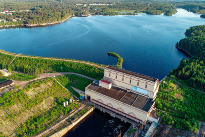 ГЭС в Мурманской области