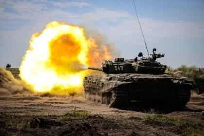 Минобороны России засудили за выстрел из танка по своим