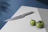 Обычный нож тоже может быть прекрасным — по крайней мере, так считают претендующие на награду Dezeen эксперты немецко-датской фирмы Veark. На фото — модель CK01 — цельный минималистичный нож из нержавеющей стали, разработанный для повседневного использования.<br><br>При создании этого тесака дизайнеры ориентировались на профессиональных шеф-поваров, поэтому у него очень удобная ручка, позволяющая пользователю скользить большим пальцем по лезвию и захватывать нож в правильной точке равновесия.