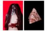 Есть в работах фотографа и образы исторические. Пирамида — это нечто, что лежало в основе одной из древних цивилизаций, отметил Строителев. «Я ее сделал сначала красной, а затем мясной», — пояснил он. В поедании мяса он видит в том числе хищный ритуал самоутверждения человека как вида, способного добывать и порабощать.