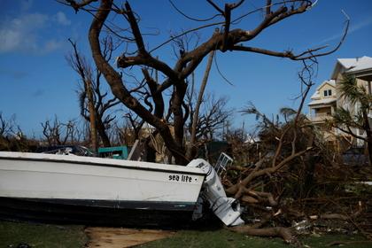 Найдены новые жертвы разрушительного урагана