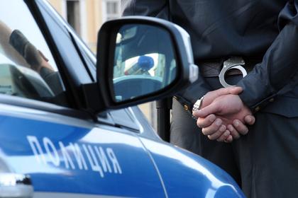 Российскому полицейскому выстрелили в голову