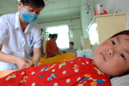 Над Китаем нависла смертельная эпидемия