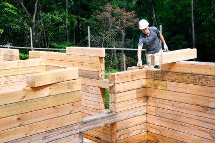 В России разрешили строить деревянные небоскребы