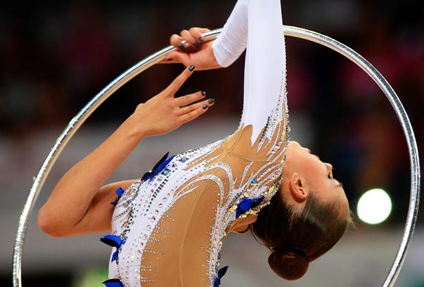 Чемпионат мира-2015. Штутгарт. Маргарита Мамун