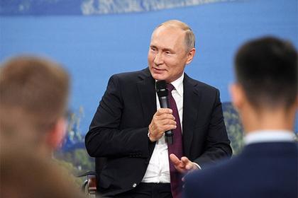 Путин задумал сделать Дальний Восток спортивнее