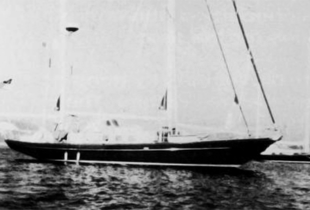 Яхта «Трэшмен»