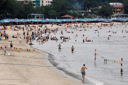 Российский турист отправился купаться вопреки запретам и утонул