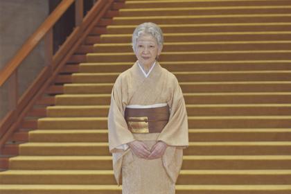 Японскую императрицу госпитализировали