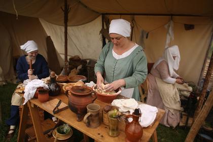 Раскрыты особенности средневековой диеты