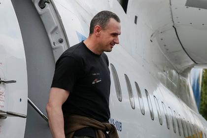 Сенцов вышел из тюрьмы и написал первый за пять лет пост в Facebook