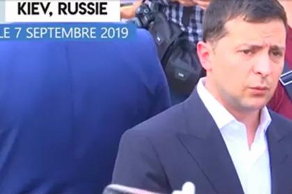 Le Figaro посчитала Киев частью России