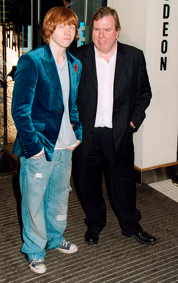 Тимоти Сполл в 2005 году