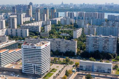 Названы районы Москвы с дешевыми домами