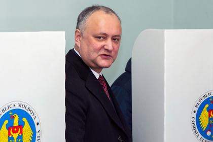 Игорь Додон