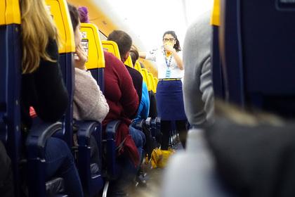 Раскрыты самые раздражающие ситуации в самолетах