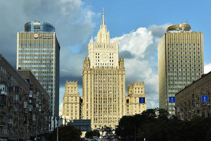 Москва отреагировала на сообщения об эвакуации американского шпиона из России