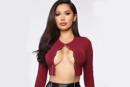 Модный бренд раскритиковали за слишком вульгарный дизайн одежды