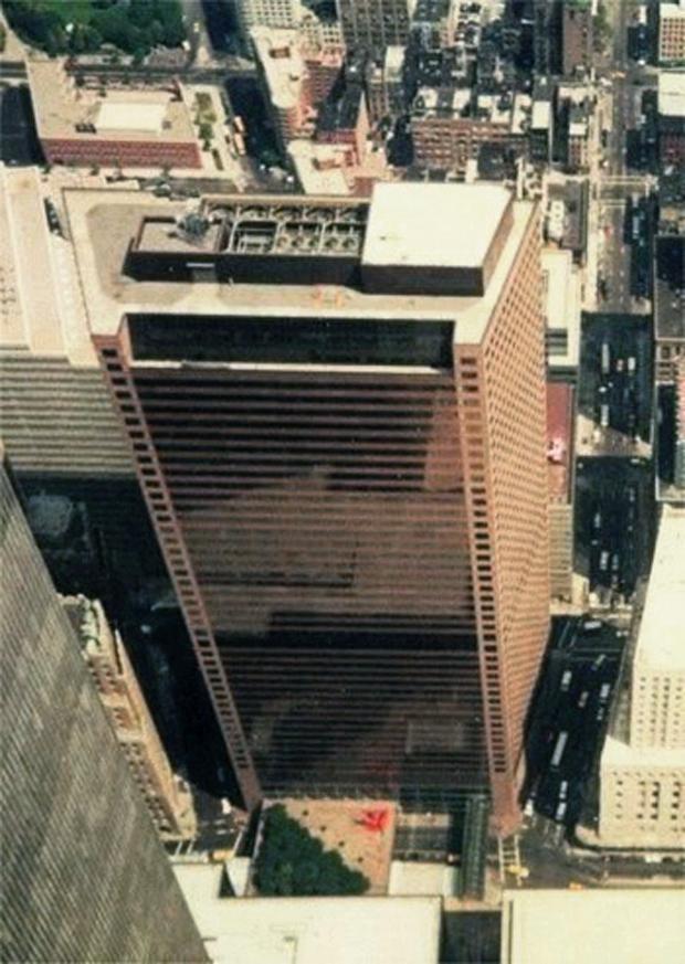 На месте этого здания сейчас не мемориал, а новый небоскреб