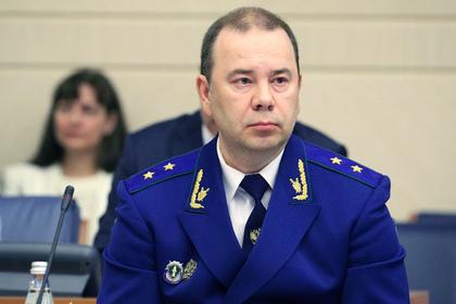Участник зачистки чиновников в Дагестане стал новым прокурором Москвы