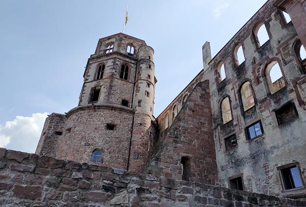 Гейдельберг. Замок