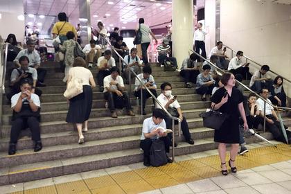 Япония осталась без правительства