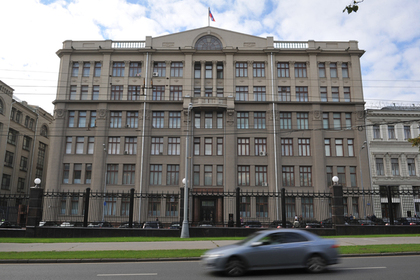 Здание администрации президента России Фото: Александр Уткин / РИА Новости