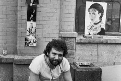 Павел Воля обнаружил двойника Бузовой на старом советском фото