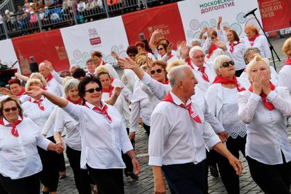 В России разработают концепцию активного долголетия