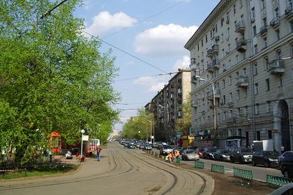 Улица Зои и Александра Космодемьянских Фото: Andreykor / Wikimedia