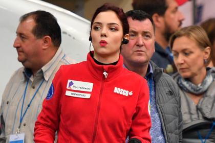 Тренер Медведевой отреагировал на неудачное выступление фигуристки