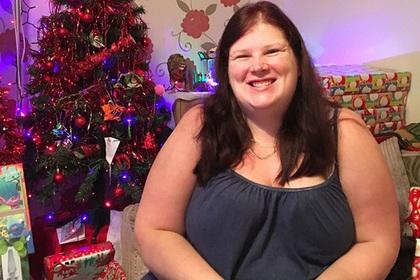 Женщина похудела на 63 килограмма ради детей