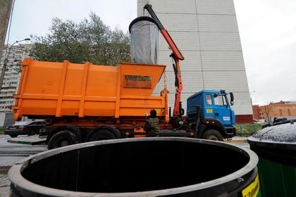 На Северном Кавказе появятся инновационные мусорные контейнеры