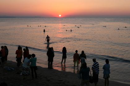 Российский пенсионер утонул в Черном море