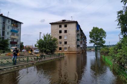 Названы сроки восстановления затопленного российского региона