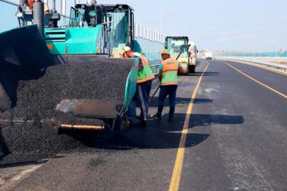 На Кубани отчитались о ремонте дорог